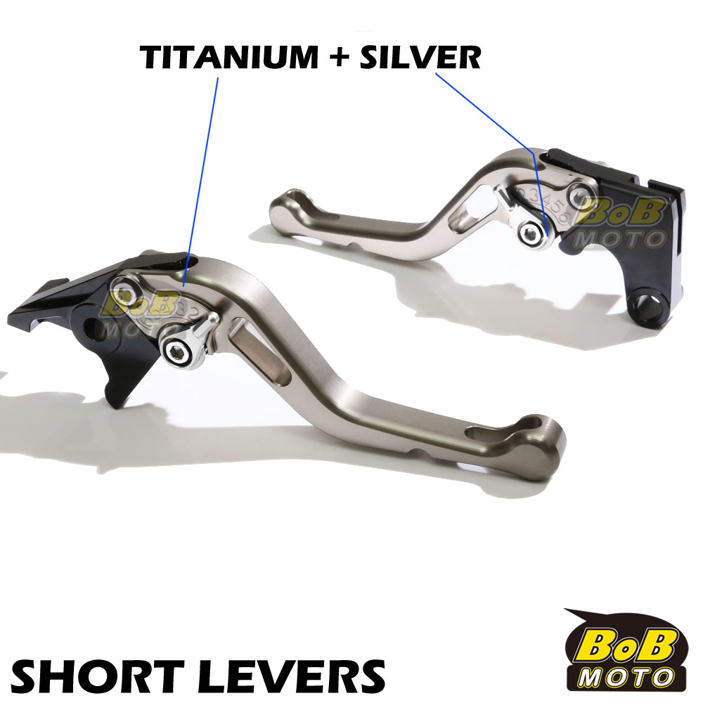 Fit-Triumph-SPEED-TRIPLE-04-05-06-07-Titanium-Short-CNC-Brake-Clutch-Levers-STS